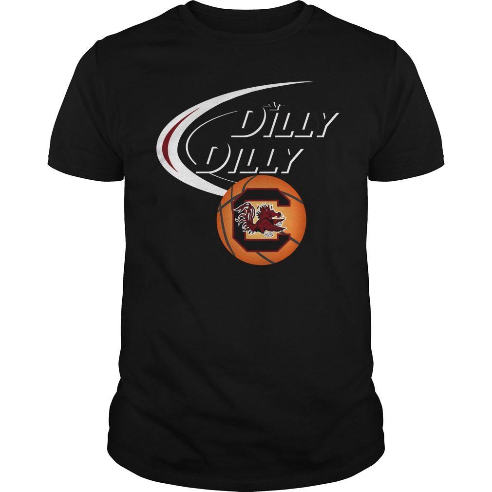 Dilly Dilly South Carolina Ncaa Basketball Shirt