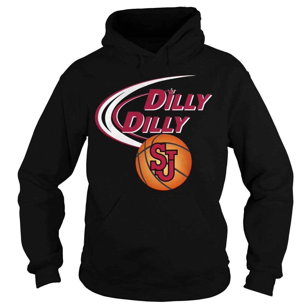 Dilly Dilly St Johns Ny Ncaa Basketball Hoodie