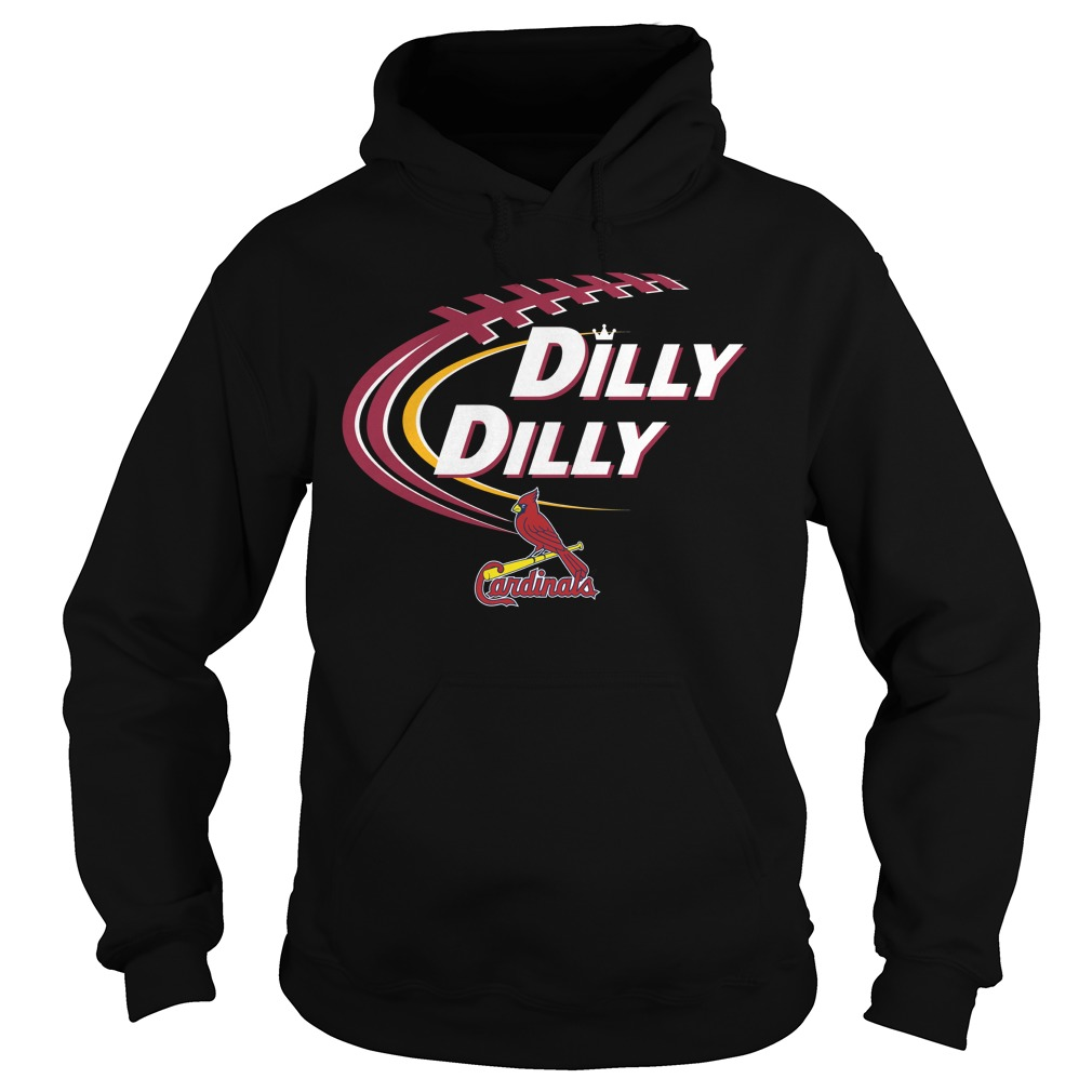 Dilly Dilly St Louis Cardinals Bud Light Mlb Baseball Hoodie