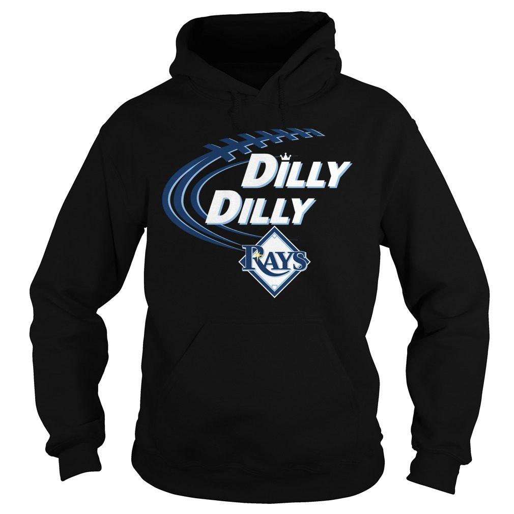 Dilly Dilly Tampa Bay Rays Bud Light Mlb Baseball Hoodie