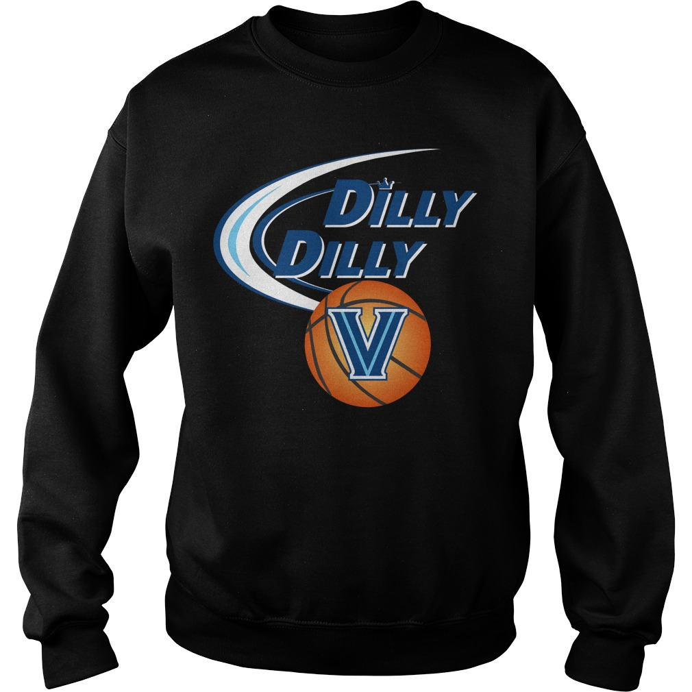 Dilly Dilly Villanova Ncaa Basketball Sweater