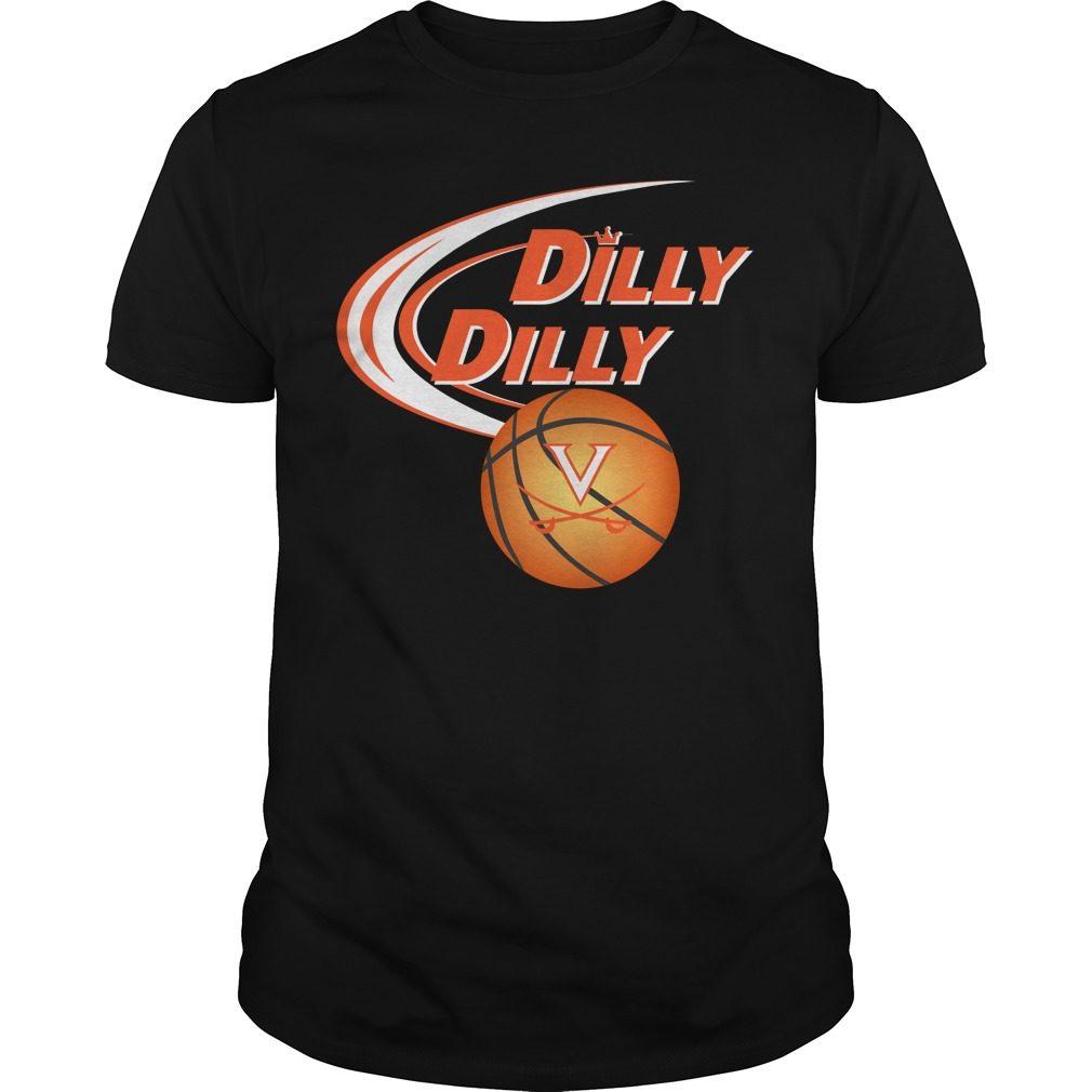 Dilly Dilly Virginia Ncaa Basketball Shirt