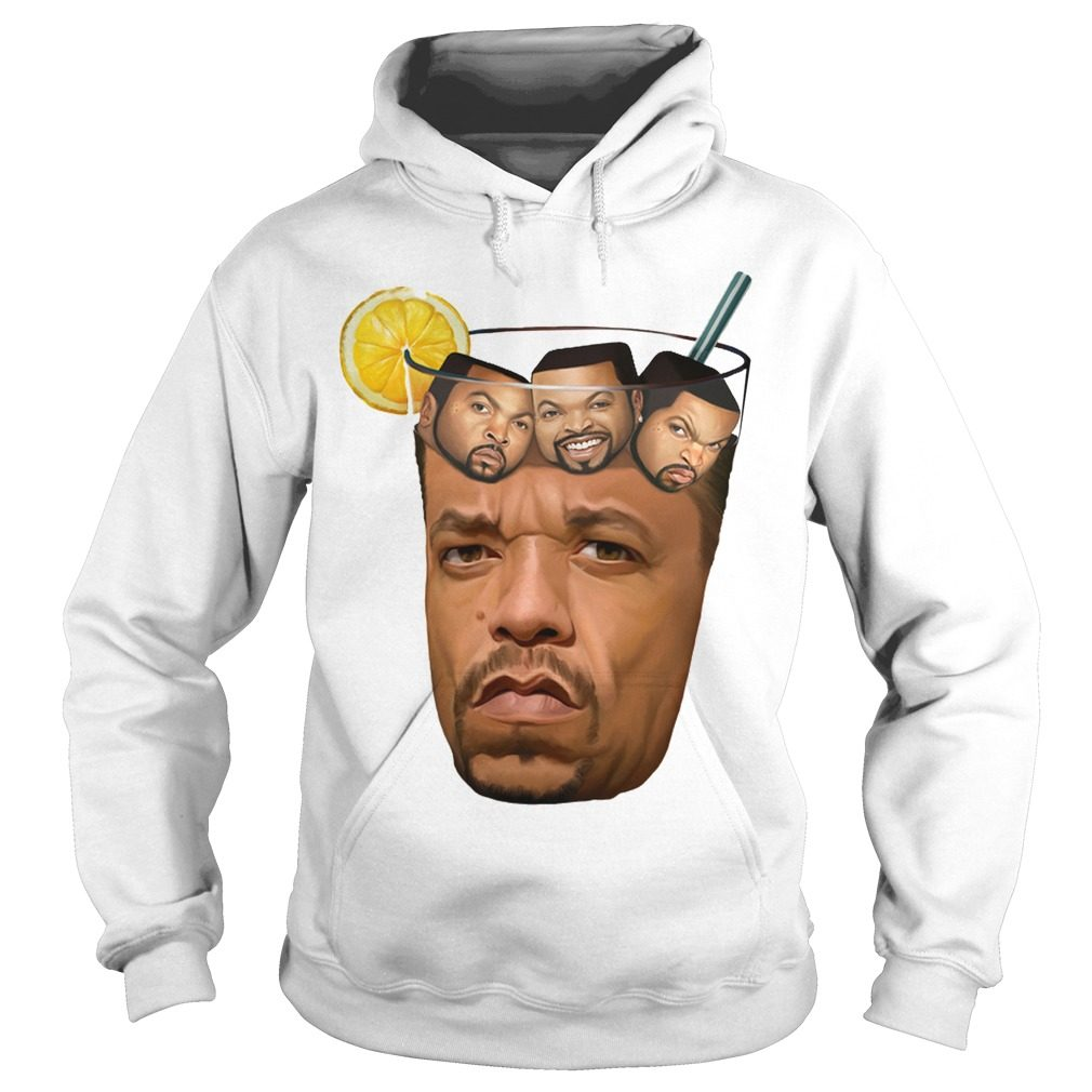 Ice Tea Ice Cube Hoodie