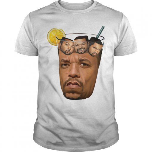 Ice Tea Ice Cube Shirt