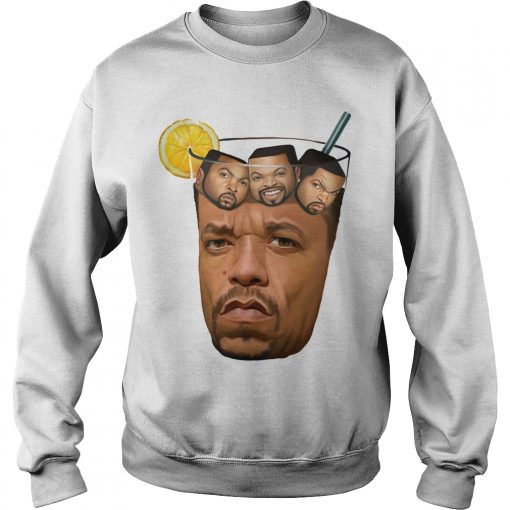 Ice Tea Ice Cube Sweater