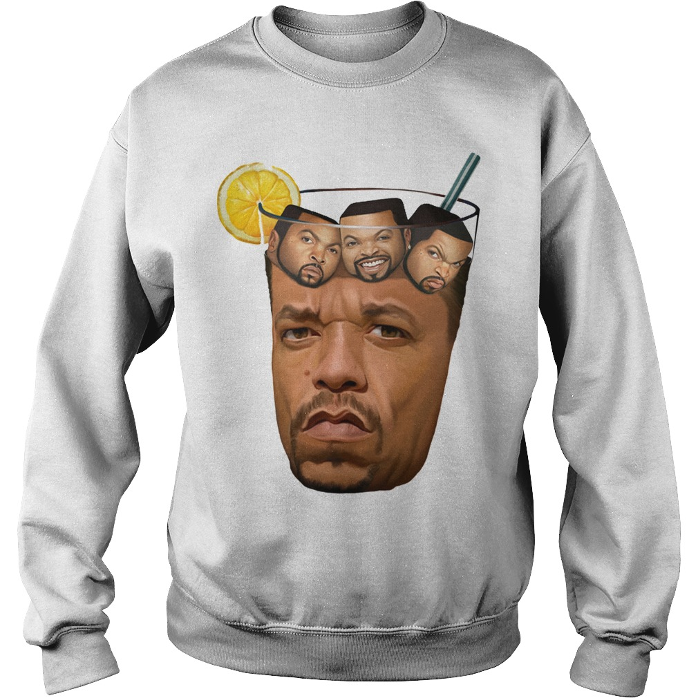 Ice Tea Ice Cube Sweater