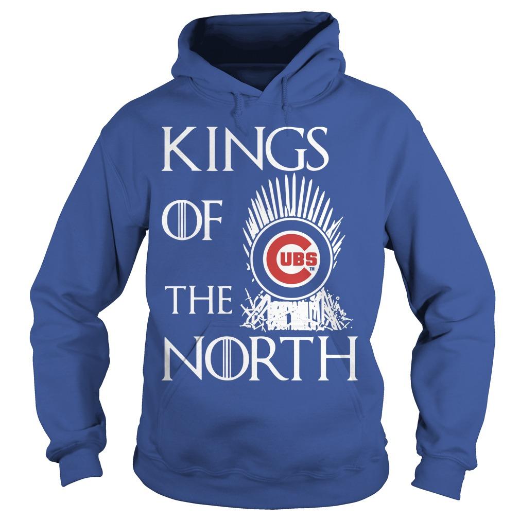 Kings North Chicago Cubs Hoodie