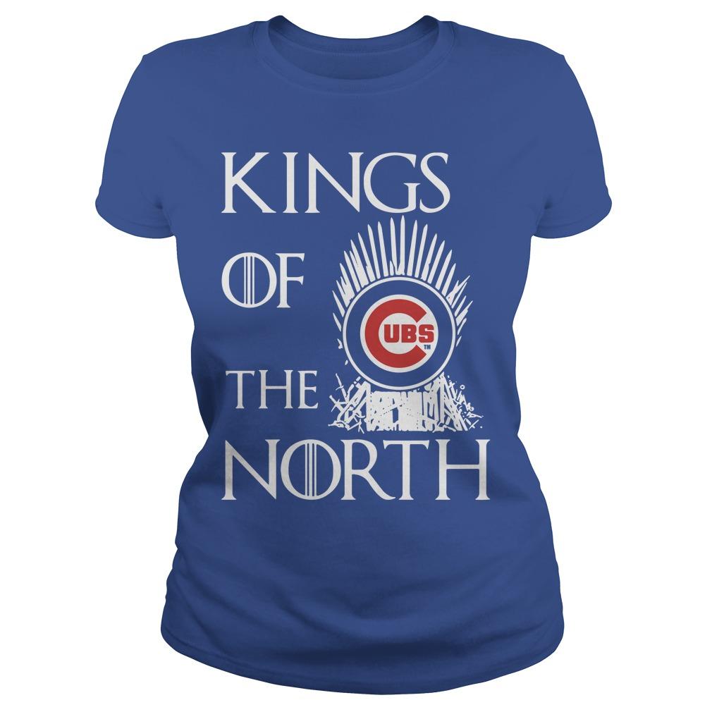 Kings North Chicago Cubs Ladies Tee