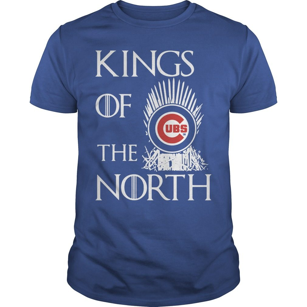 Kings North Chicago Cubs Shirt