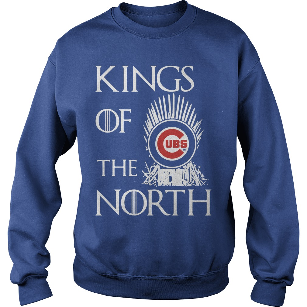 Kings North Chicago Cubs Sweater