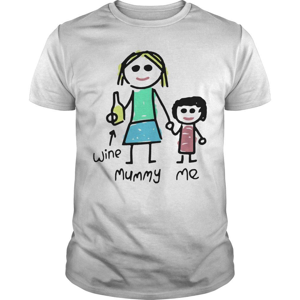 Mummy Womens Guys Shirt
