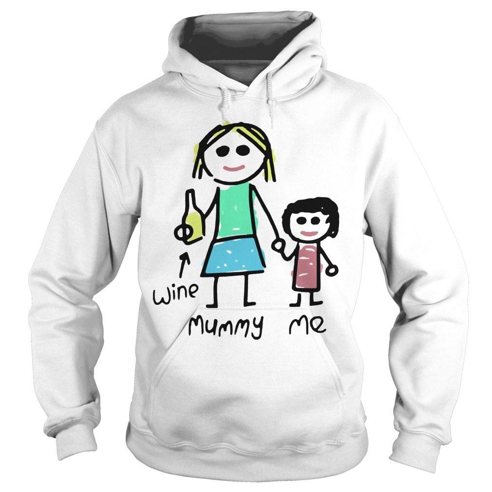 Mummy Womens Hoodie
