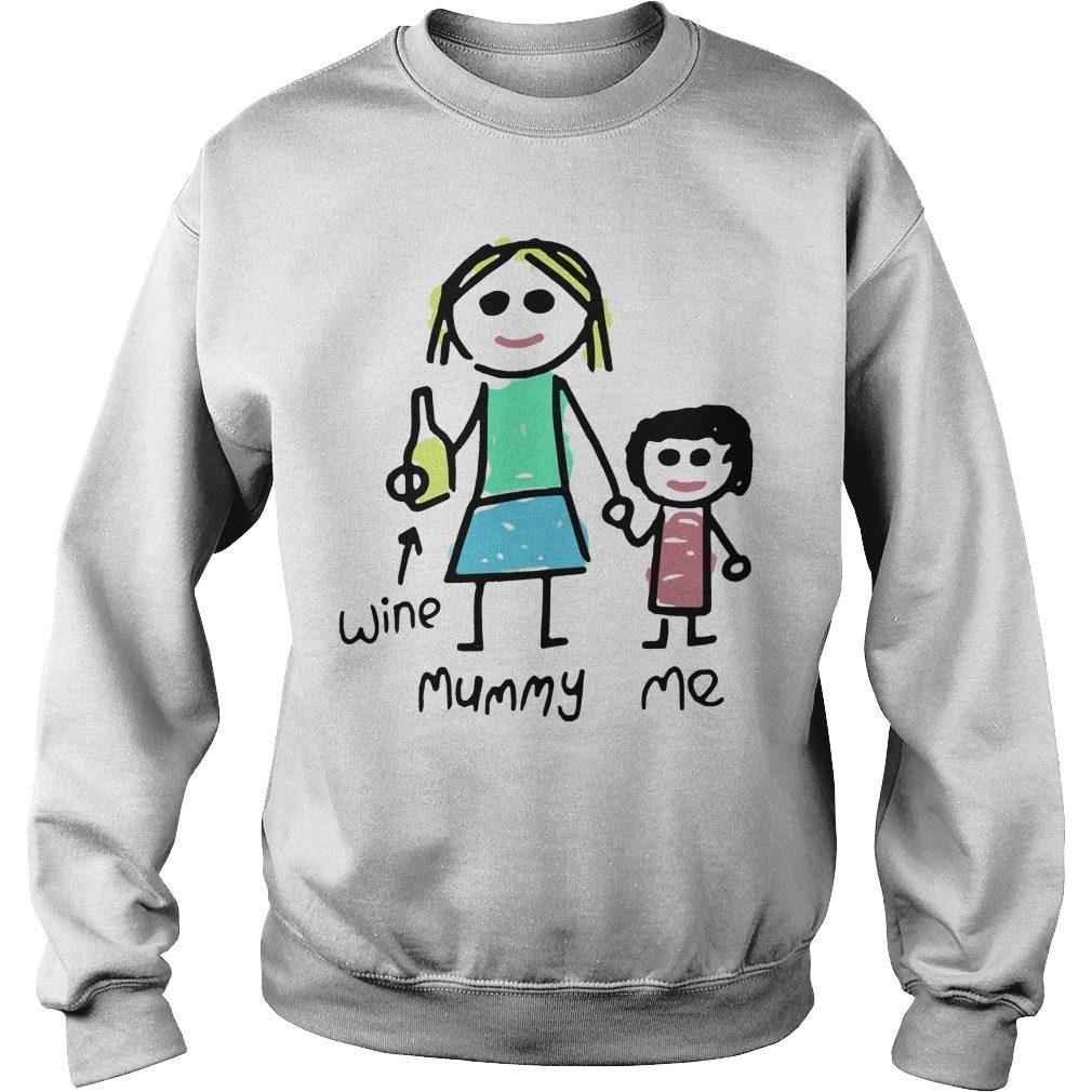 Mummy Womens Sweater