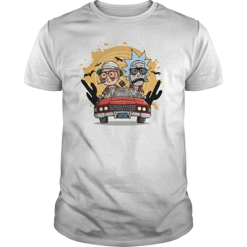 Rick Morty Jurassic Park Holiday Shirt