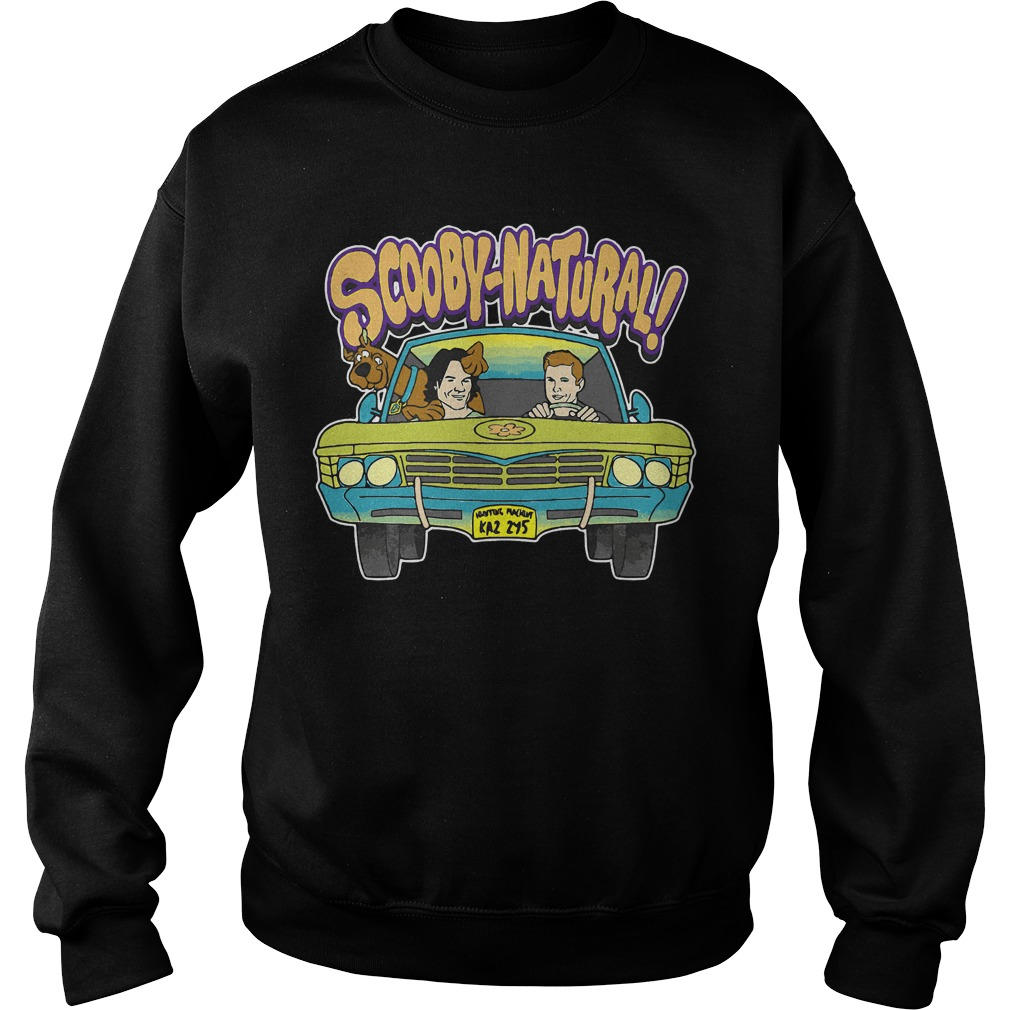 Scooby Natural Sweater