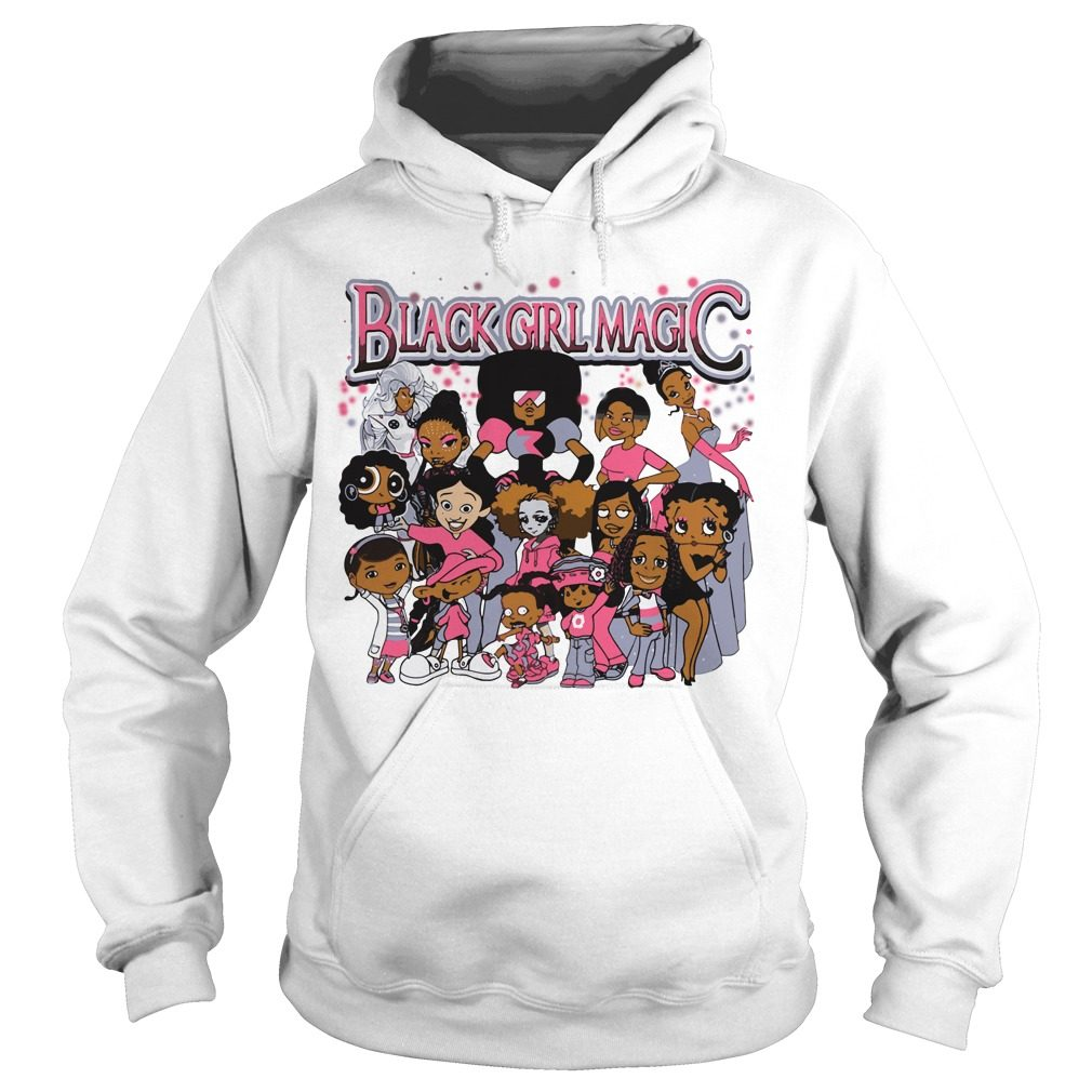 Susie Carmichael From The Rugrats On Black Girl Magic This Is The Remix Hoodie