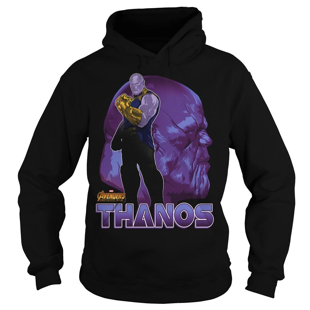 Thanos Avengers Infinity War Hoodie