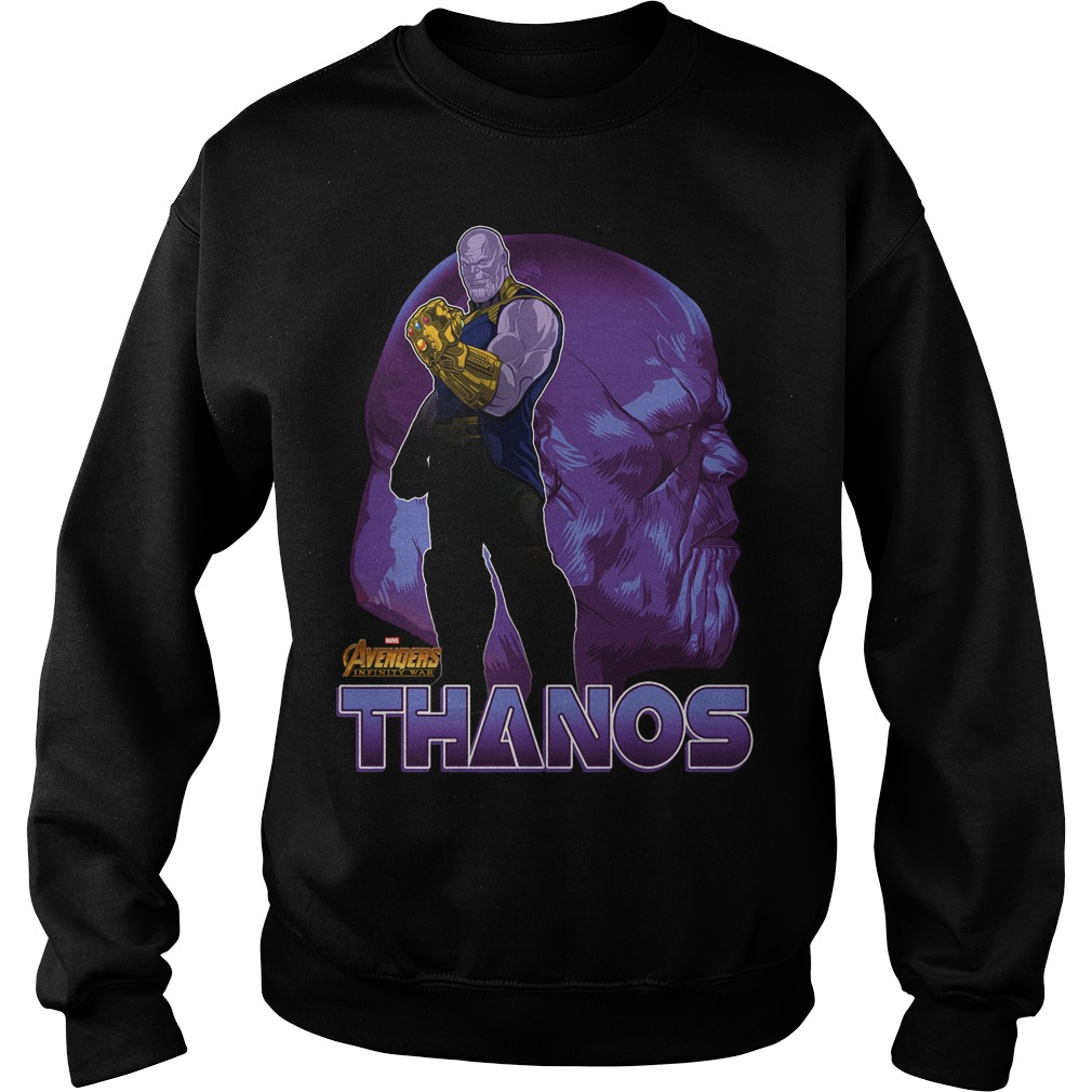 Thanos Avengers Infinity War Sweater