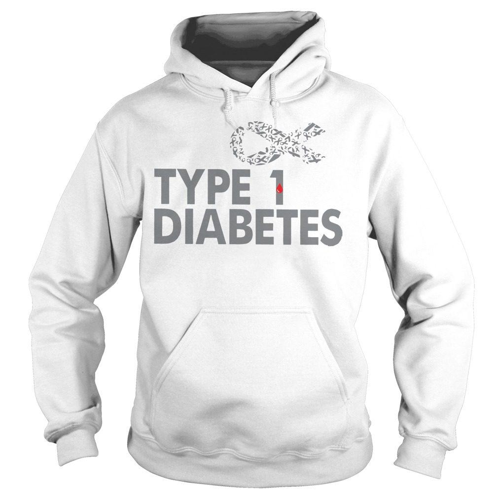 Type 1 Diabetes Hoodie