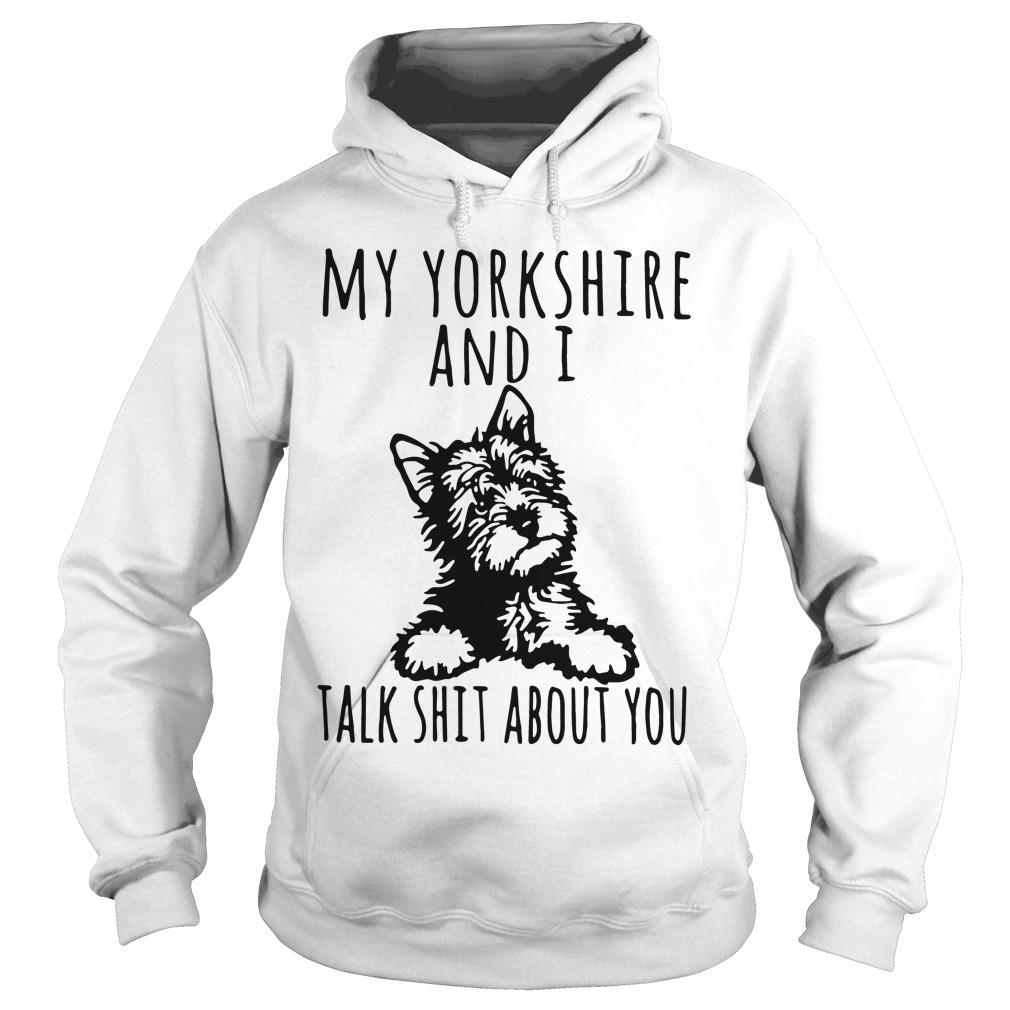 Yorkshire Talk Shit Hoodie