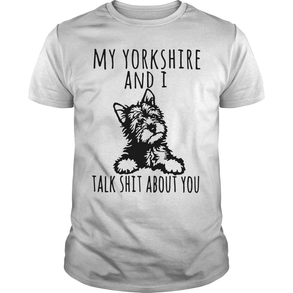 Yorkshire Talk Shit Shirt