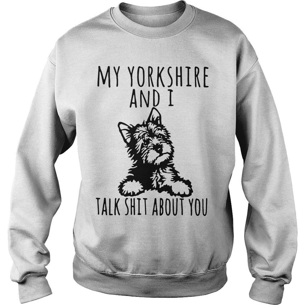 Yorkshire Talk Shit Sweater