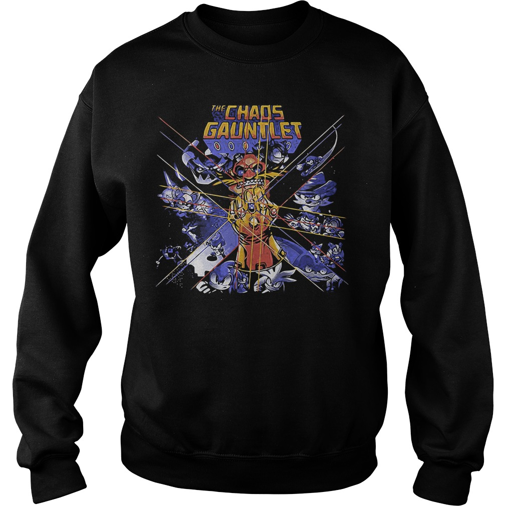 Chaos Gauntlet Sweater