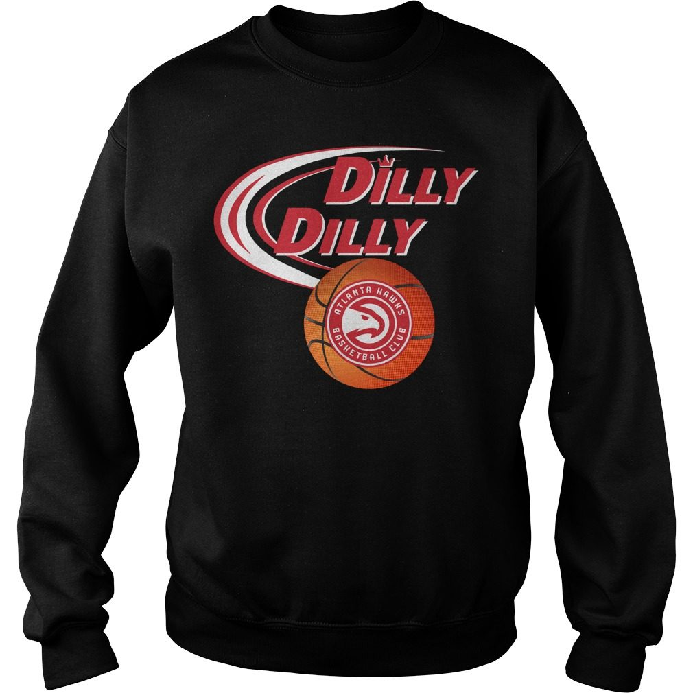 Dilly Dilly Atlanta Hawks Nba Basketball Sweater