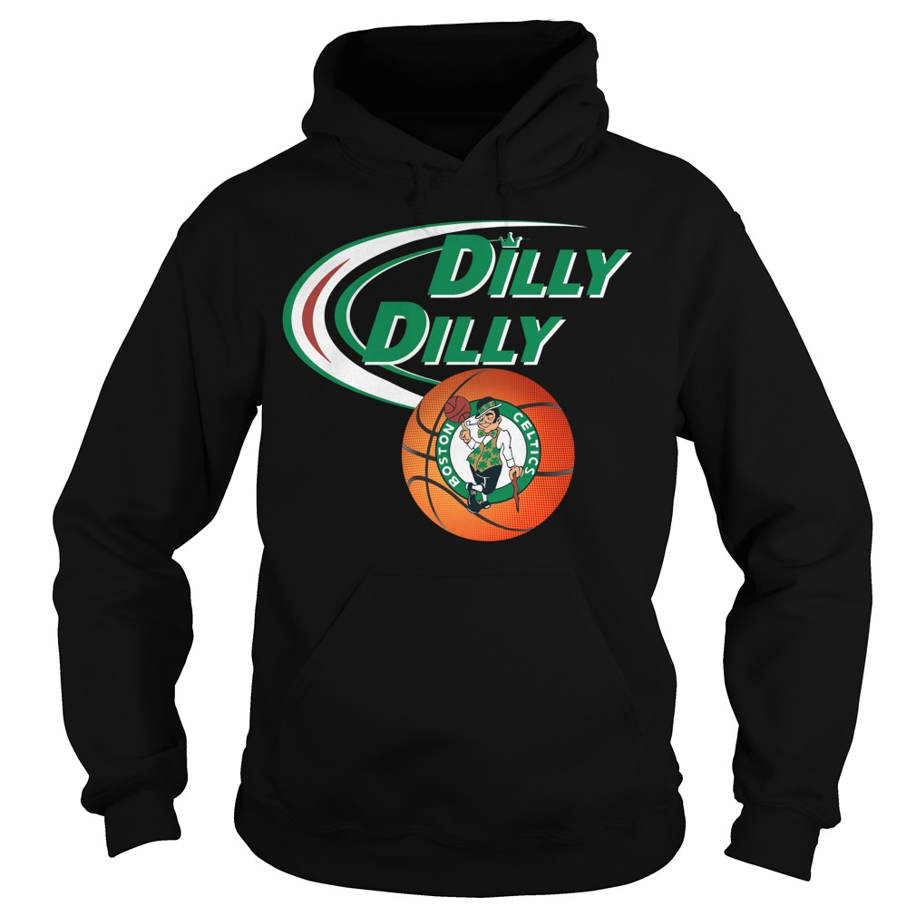 Dilly Dilly Boston Celtics Nba Basketball Hoodie