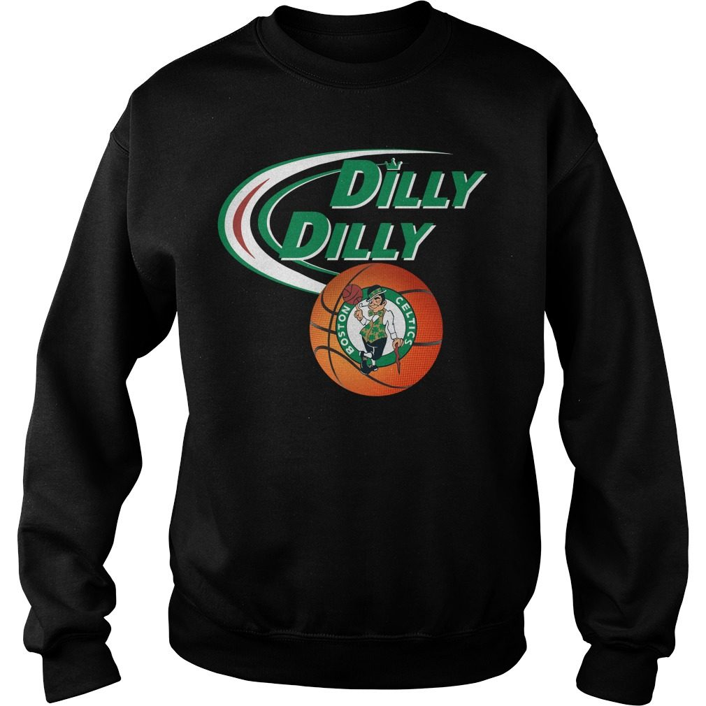 Dilly Dilly Boston Celtics Nba Basketball Sweater