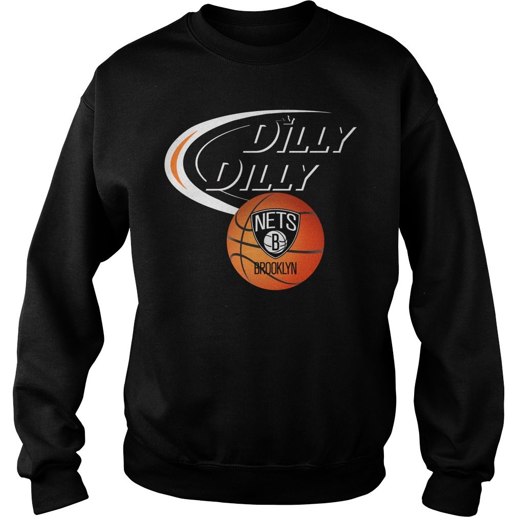 Dilly Dilly Brooklyn Nets Nba Basketball Sweater