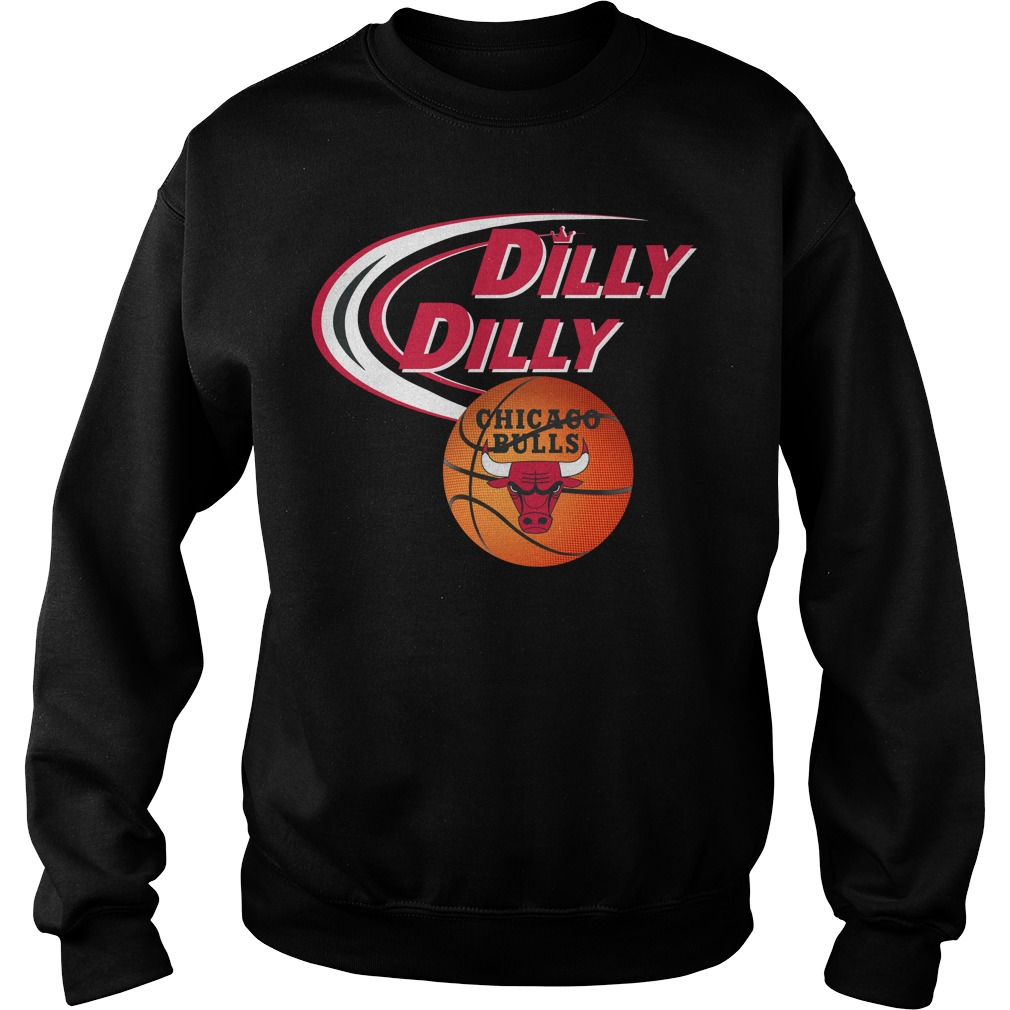Dilly Dilly Chicago Bulls Nba Basketball Sweater