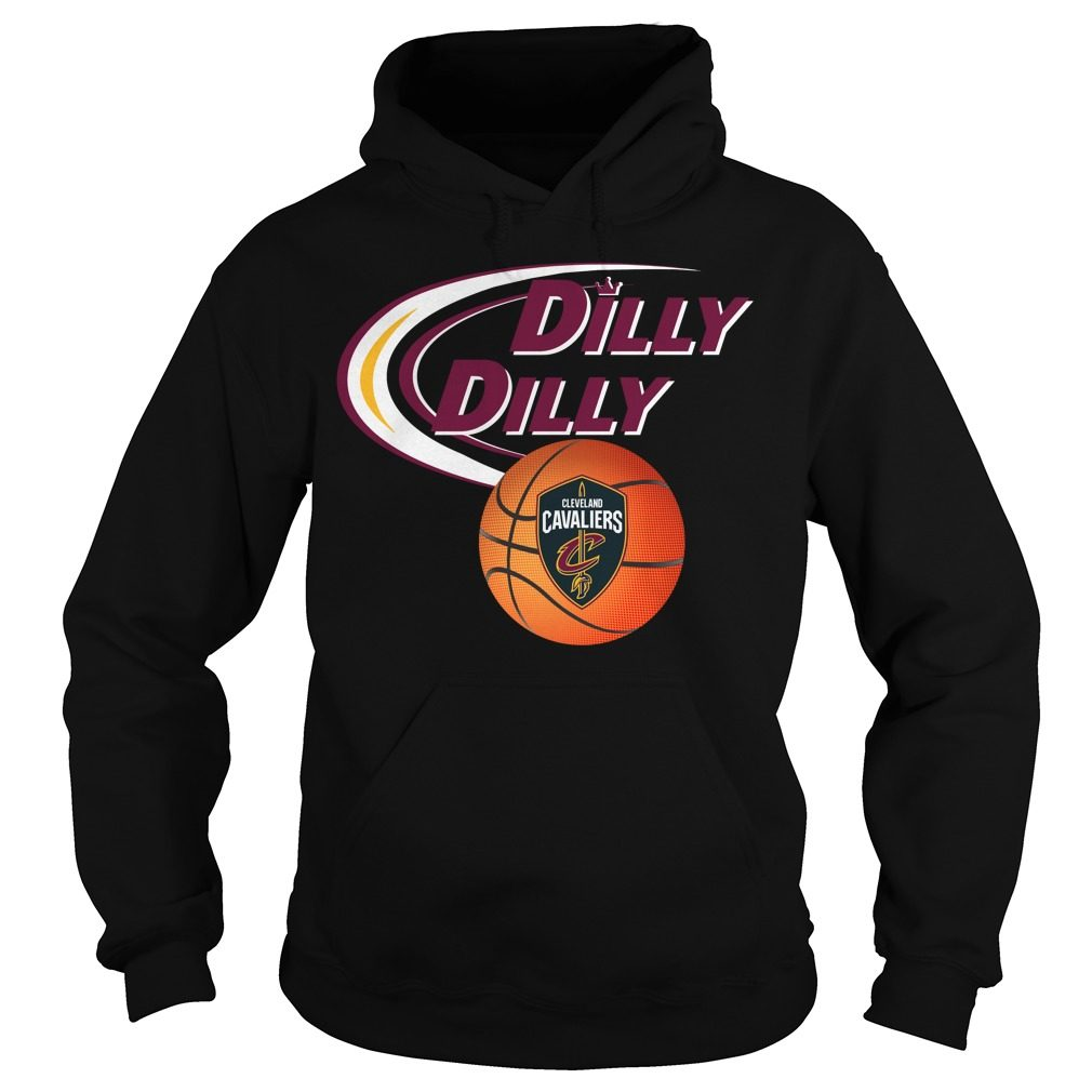 Dilly Dilly Cleveland Cavaliers Nba Basketball Hoodie