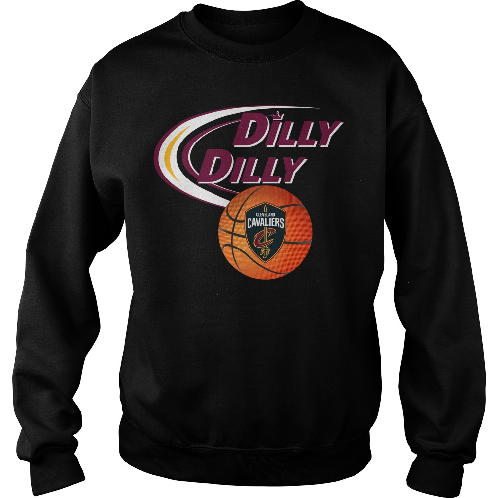 Dilly Dilly Cleveland Cavaliers Nba Basketball Sweater