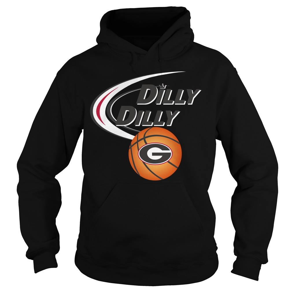 Dilly Dilly Georgia Ncaa Basketball Hoodie