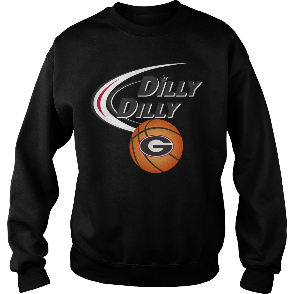 Dilly Dilly Georgia Ncaa Basketball Sweater