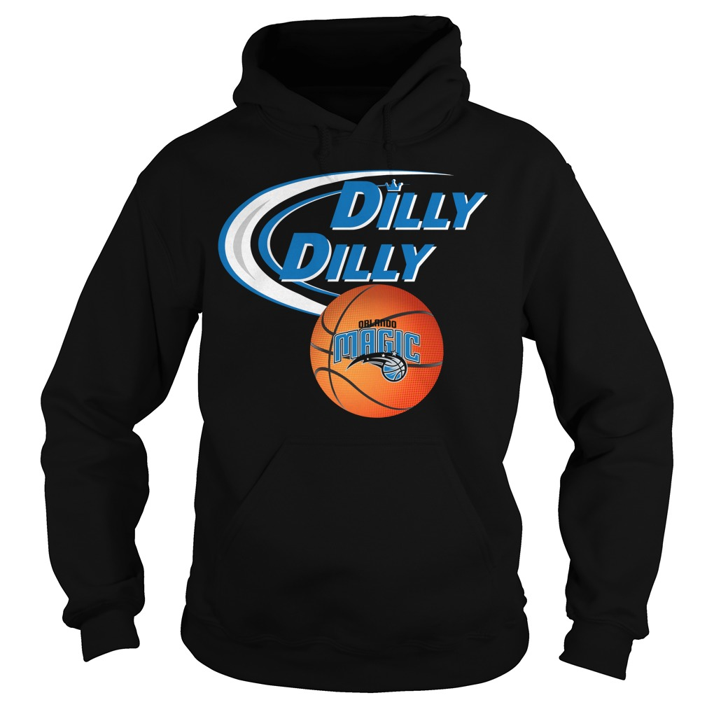 Dilly Dilly Orlando Magic Nba Basketball Hoodie