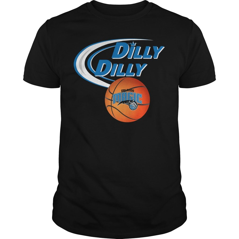 Dilly Dilly Orlando Magic Nba Basketball Shirt