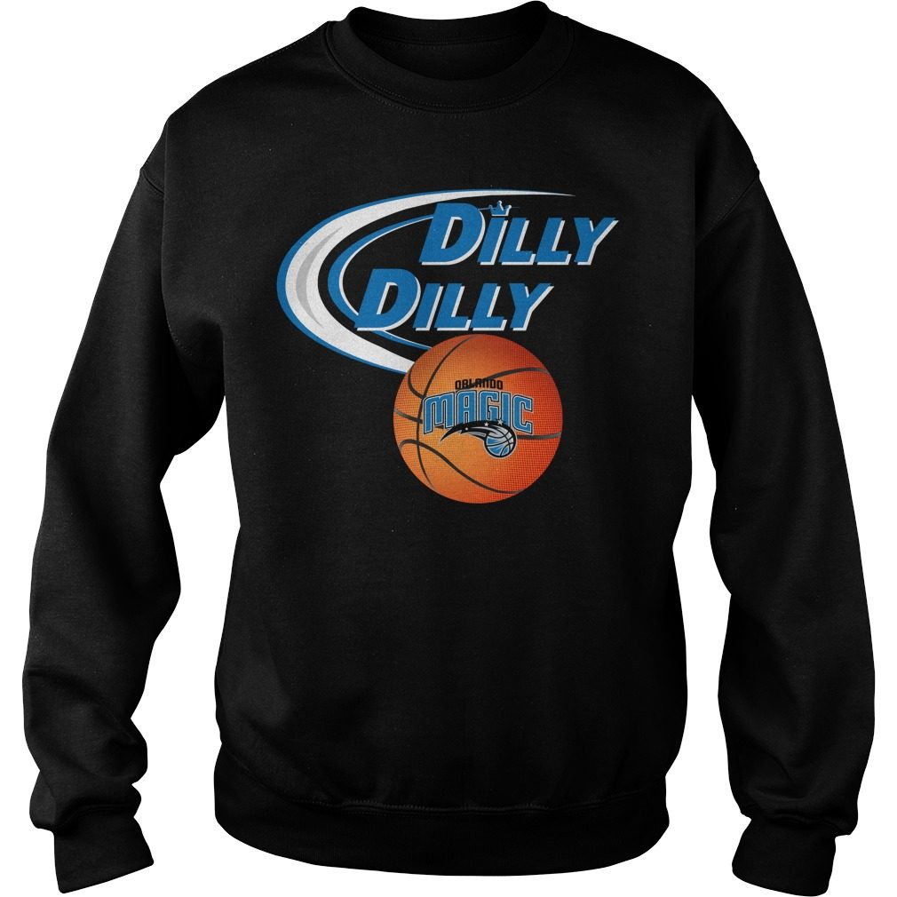 Dilly Dilly Orlando Magic Nba Basketball Sweater