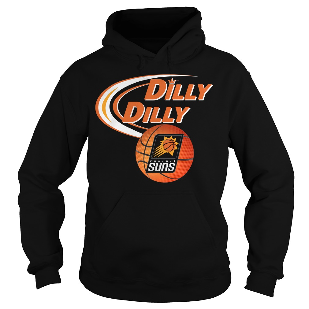 Dilly Dilly Phoenix Suns Nba Basketball Hoodie