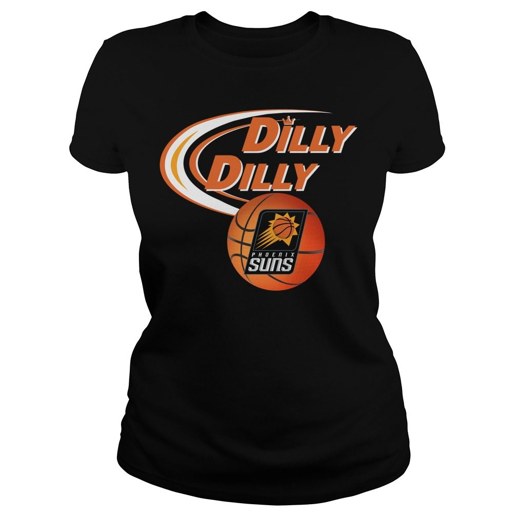 Dilly Dilly Phoenix Suns Nba Basketball Ladies Tee
