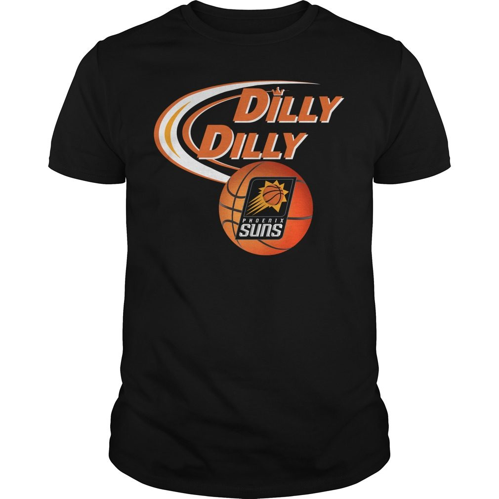 Dilly Dilly Phoenix Suns Nba Basketball Shirt