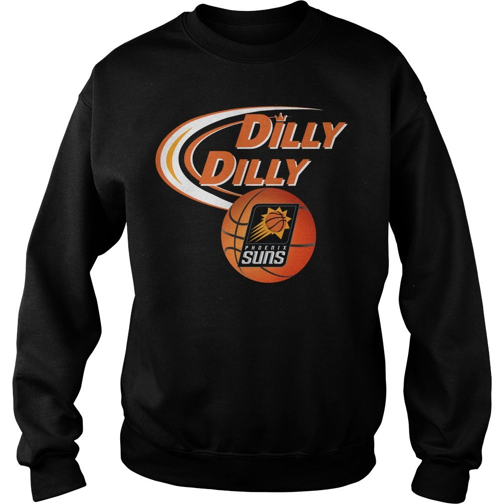 Dilly Dilly Phoenix Suns Nba Basketball Sweater