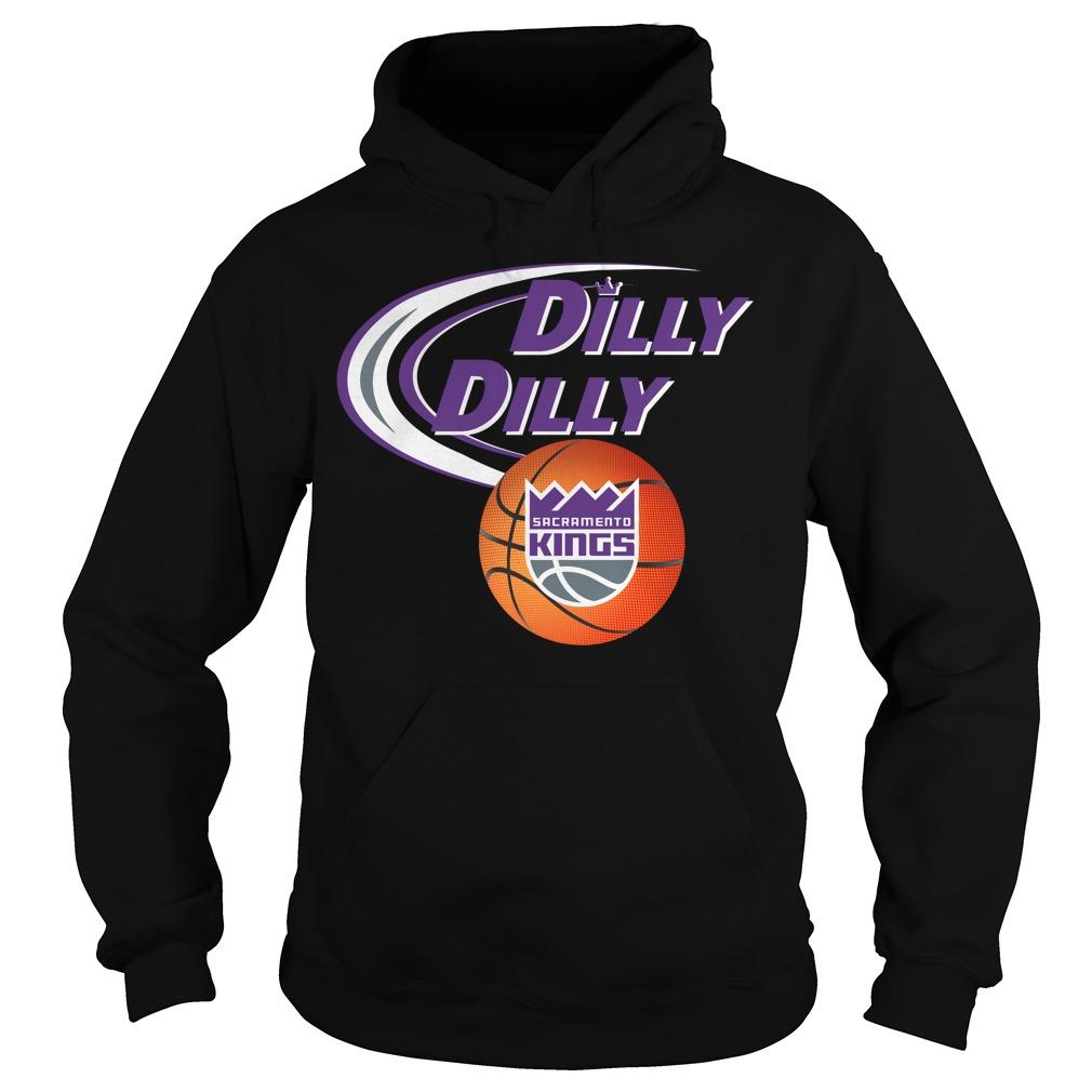 Dilly Dilly Sacramento Kings Nba Basketball Hoodie