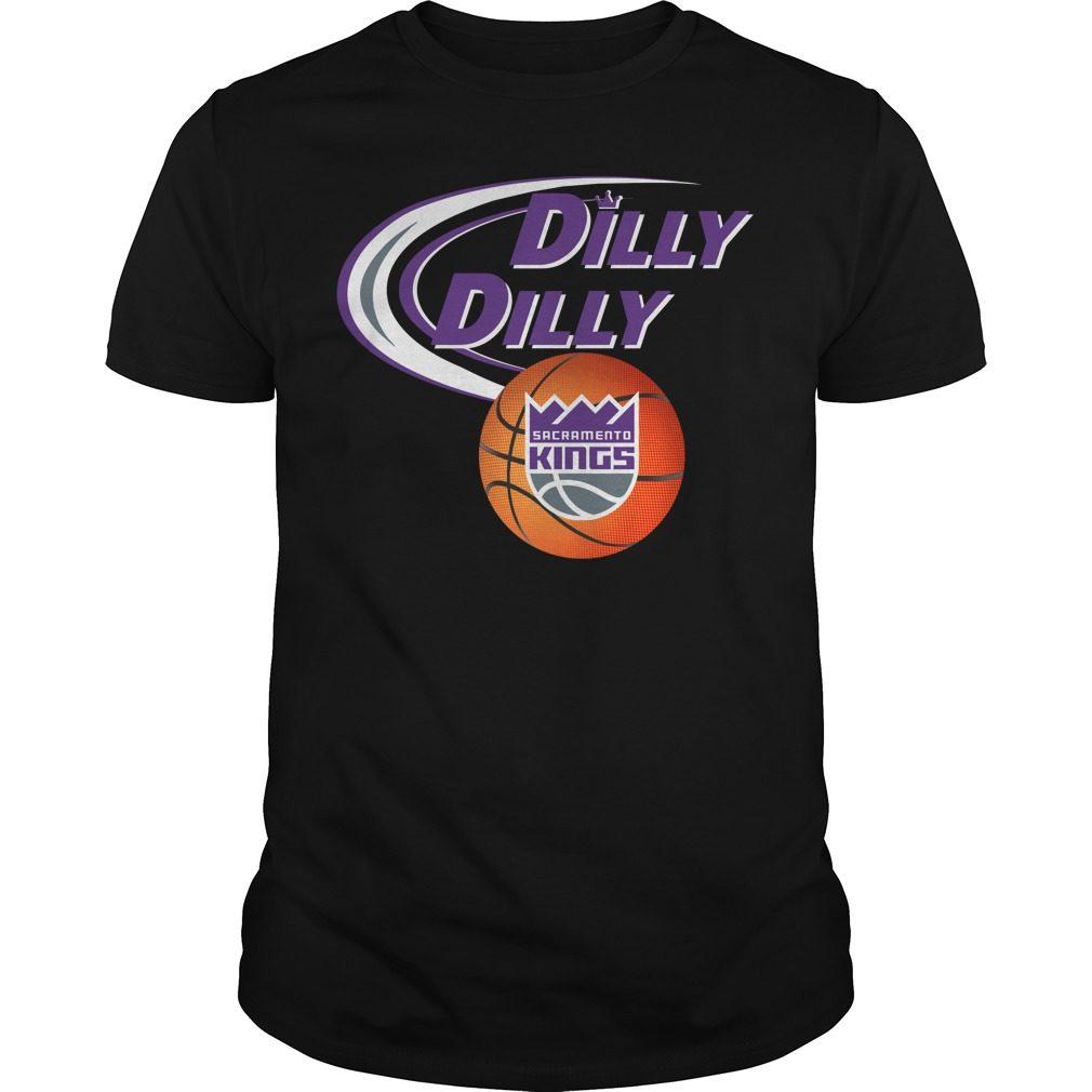 Dilly Dilly Sacramento Kings Nba Basketball Shirt