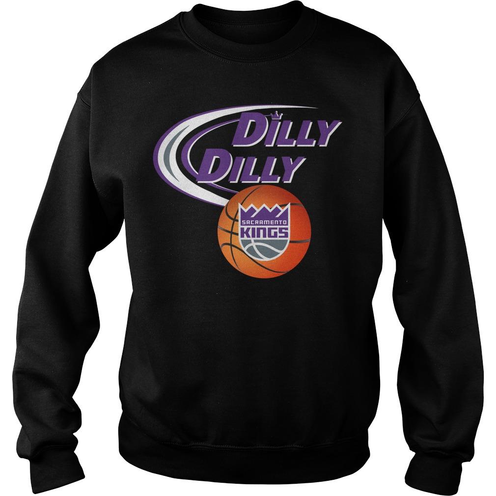 Dilly Dilly Sacramento Kings Nba Basketball Sweater