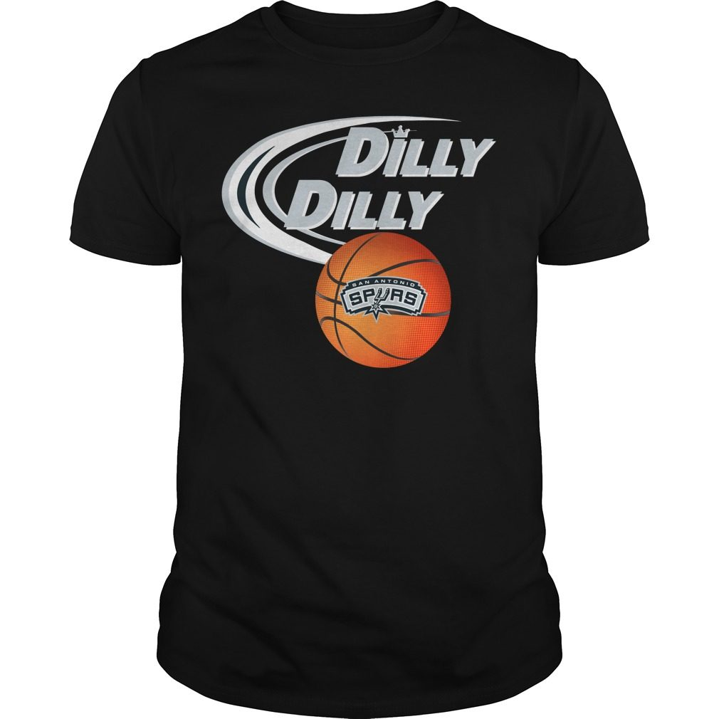 Dilly Dilly San Antonio Spurs Nba Basketball Shirt