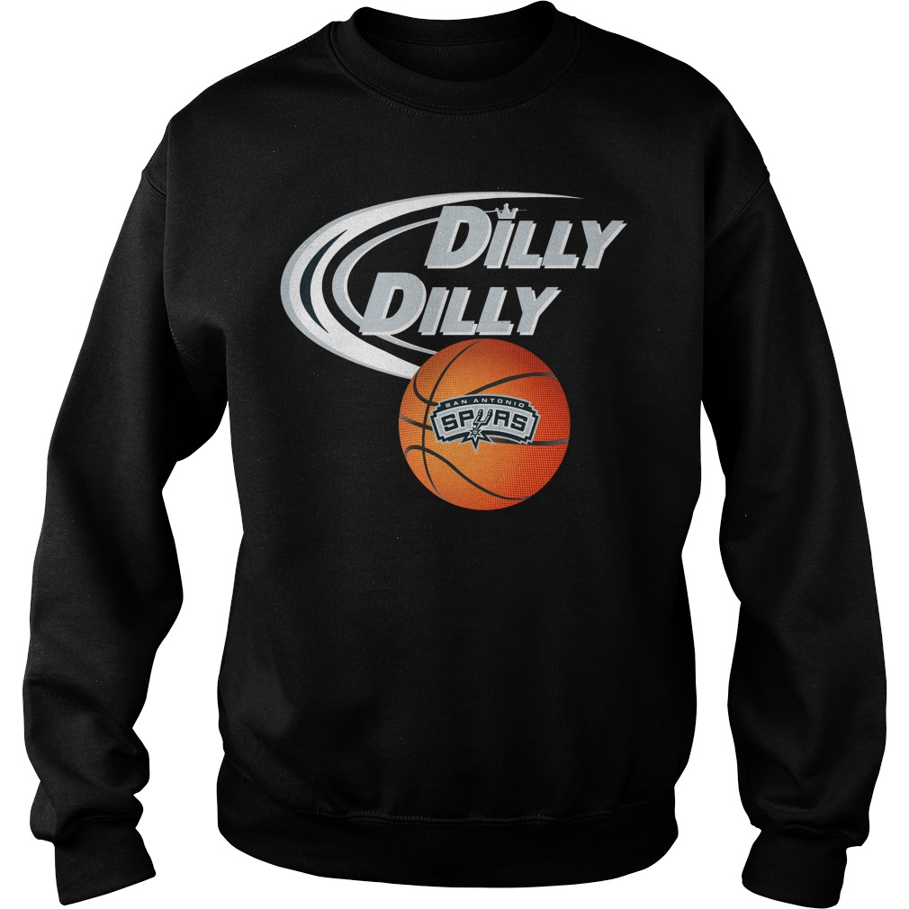 Dilly Dilly San Antonio Spurs Nba Basketball Sweater