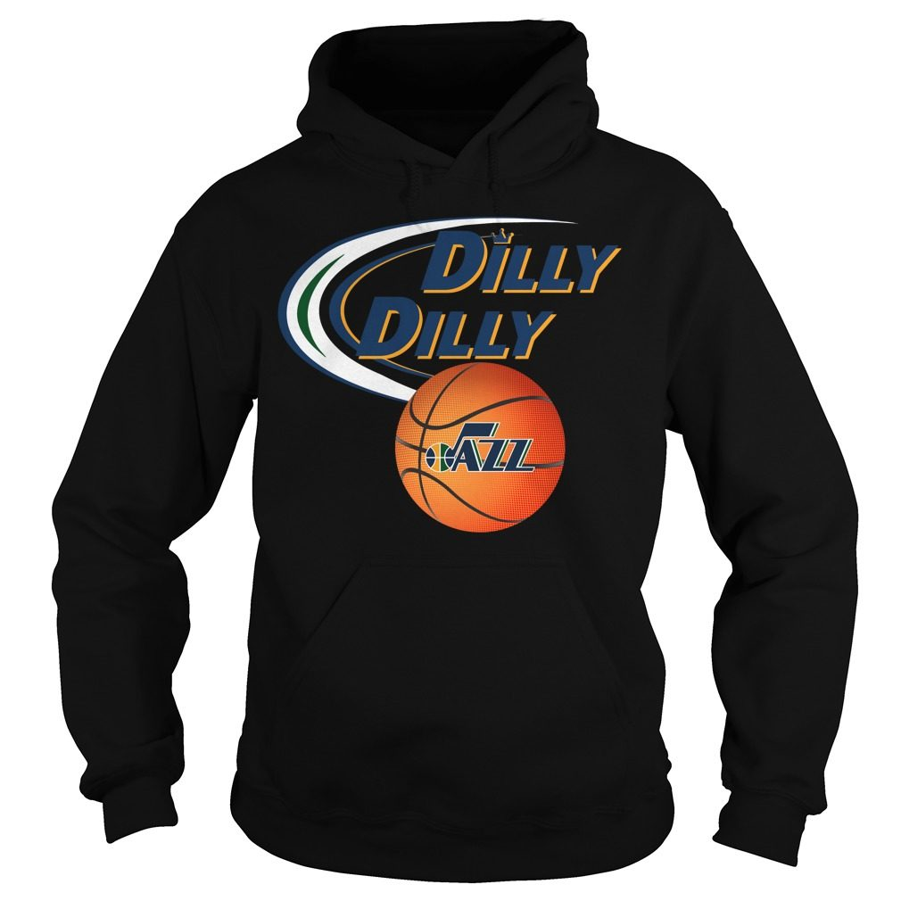 Dilly Dilly Utah Jazz Nba Basketball Hoodie
