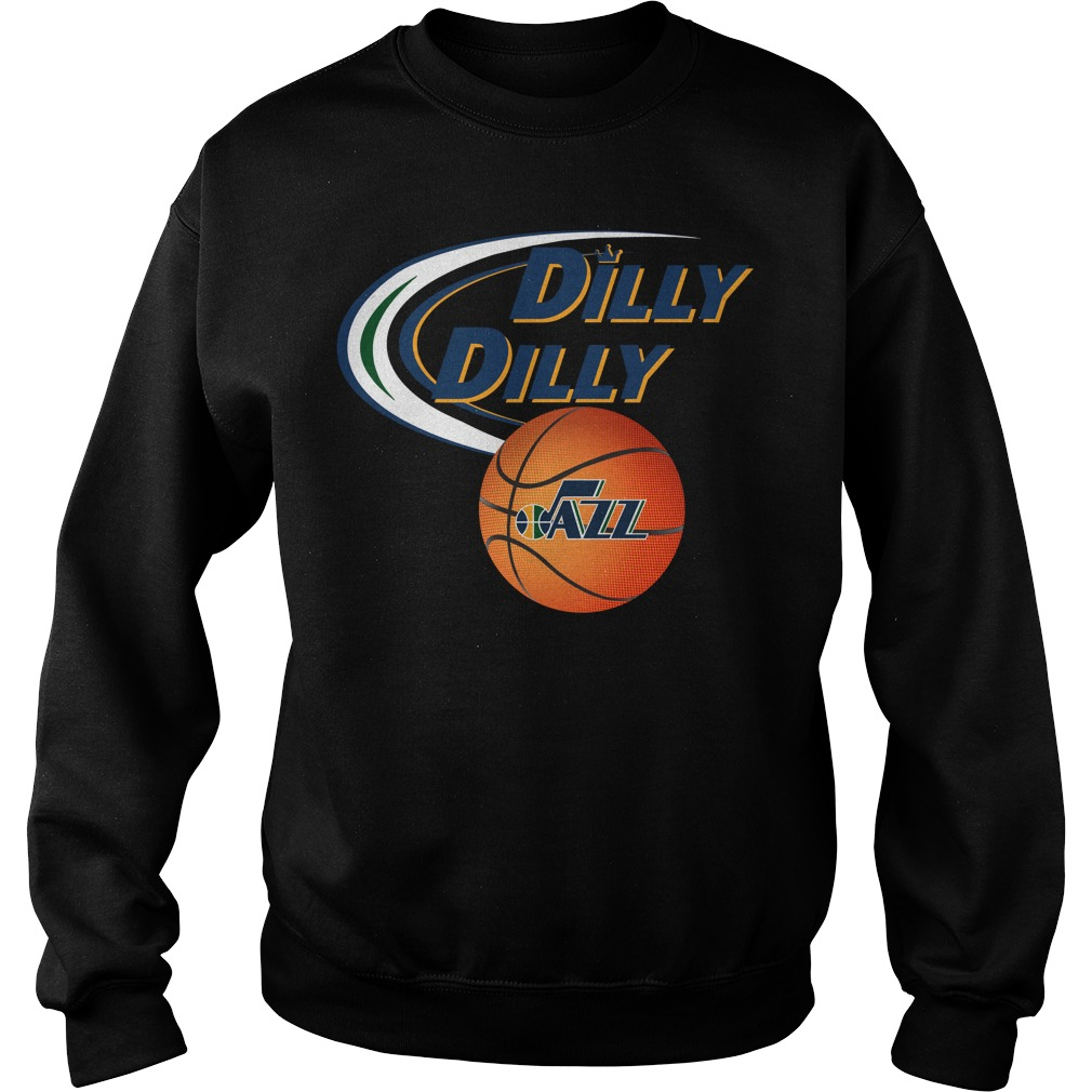 Dilly Dilly Utah Jazz Nba Basketball Sweater